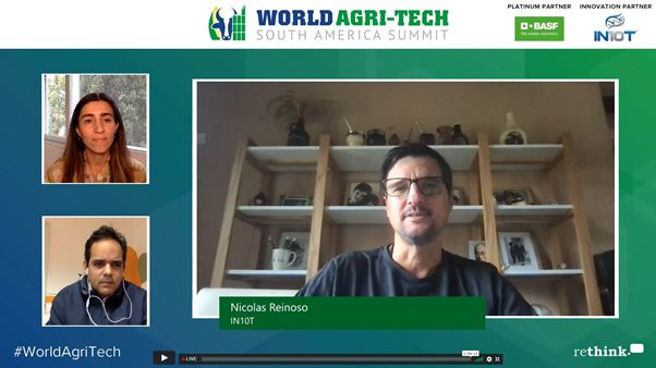 Panel Discussion IN10T World Agri-Tech